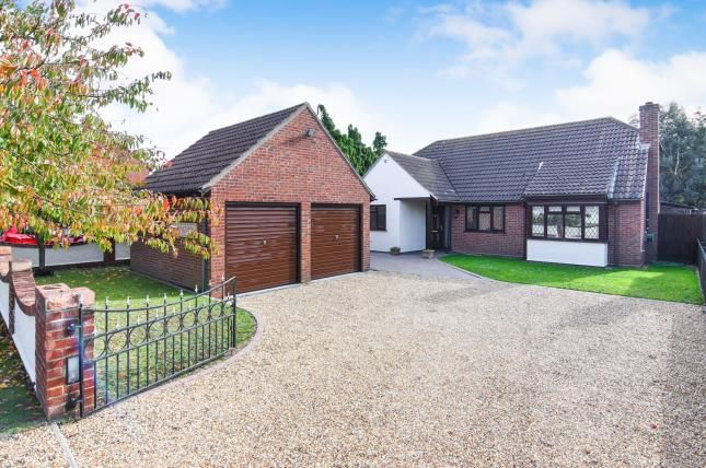 Thumbnail Bungalow for sale in North Fambridge, Chelmsford, Essex
