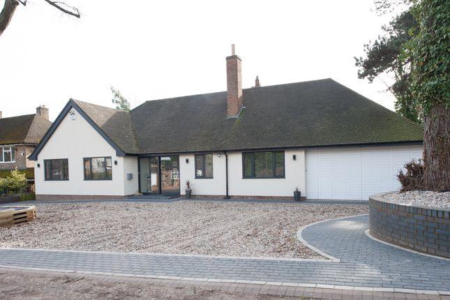 Thumbnail Detached bungalow for sale in Rectory Lane, Castle Bromwich