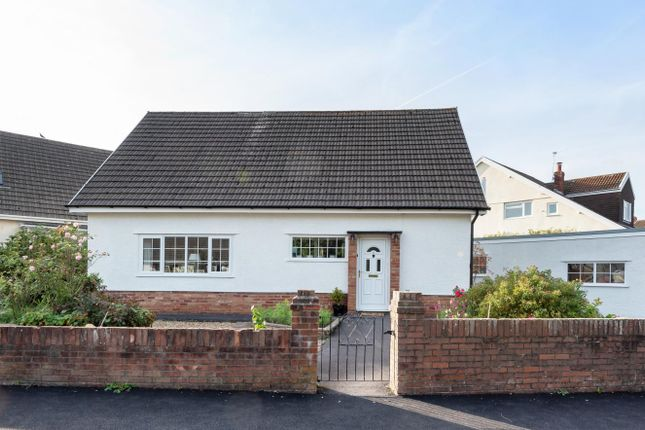 Thumbnail Detached bungalow for sale in Broadmead Crescent, Bishopston, Swansea