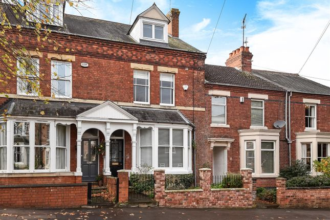 Thumbnail Terraced house for sale in Castle Street, Wellingborough