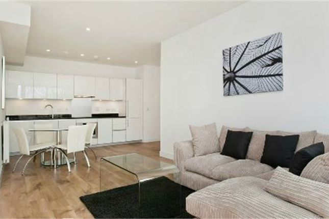 Thumbnail Flat to rent in Johnson Court, 43 Meadowside, London