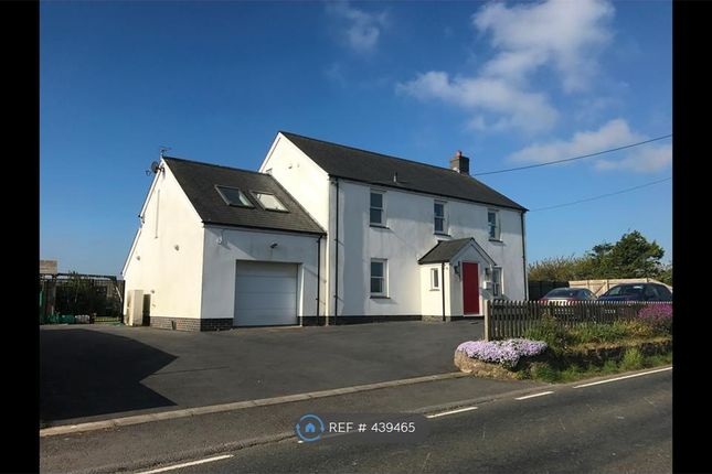 Thumbnail Detached house to rent in Oldwalls, Gower