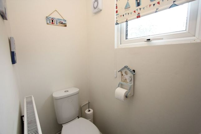 Cloakroom/WC of Glyndwr Avenue, St. Athan, Barry CF62