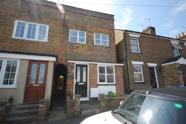 Thumbnail Terraced house to rent in Catlin Street, Hemel Hempstead, Hertfordshire