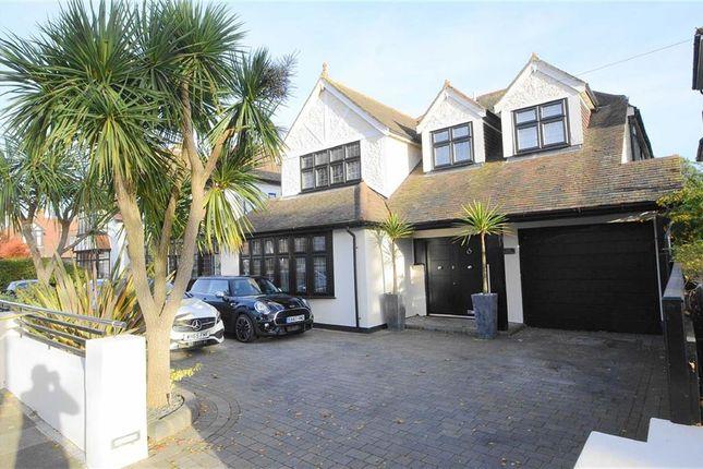 Thumbnail Detached house for sale in Parkanaur Avenue, Thorpe Bay, Essex