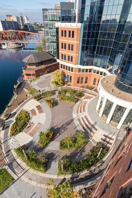 Thumbnail Office to let in The Vic, Mediacityuk, The Quays, Salford Quays