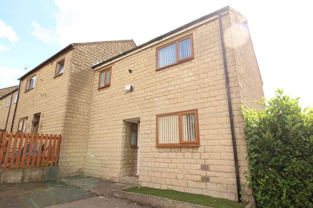Thumbnail Terraced house to rent in Unity Walk, Glossop