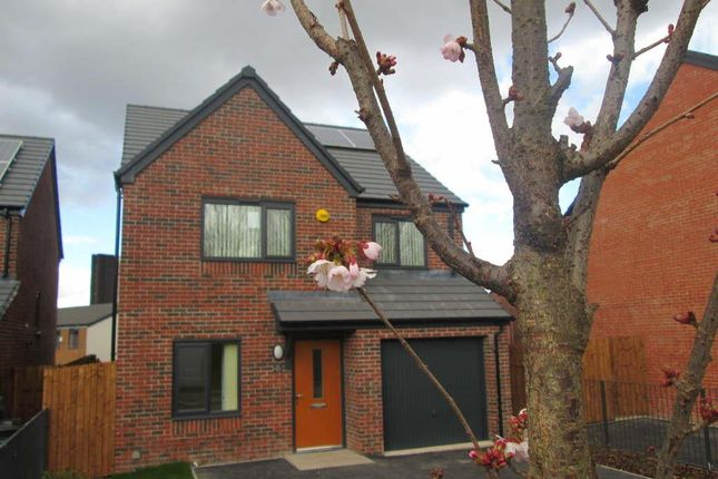 Thumbnail Detached house to rent in Lawnswood Road, Manchester
