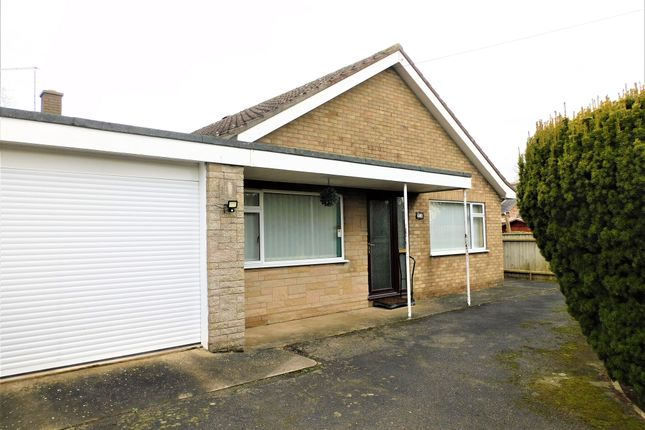 3 bed detached bungalow for sale in Villa Close, Lutton, Spalding PE12