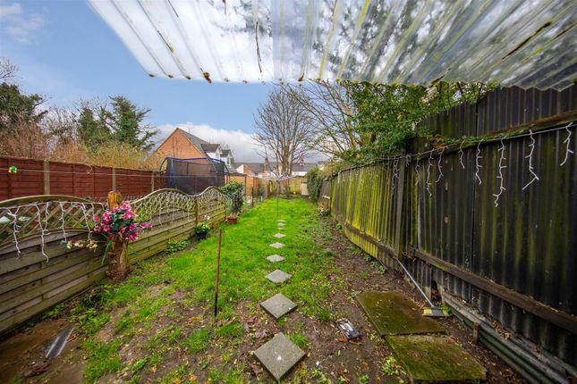 Rear Garden of Chiltern Road, Dunstable, Bedfordshire LU6