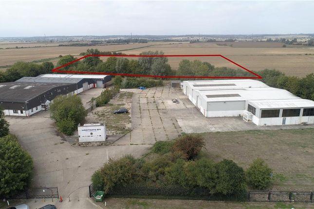Thumbnail Land for sale in Westgate Industrial Estate, Newchurch, Near Ashford