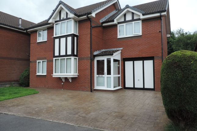 Thumbnail Detached house for sale in Charlbury Way, Royton, Oldham