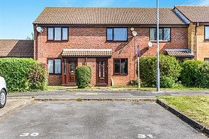Thumbnail Terraced house to rent in Benham Drive, Portsmouth