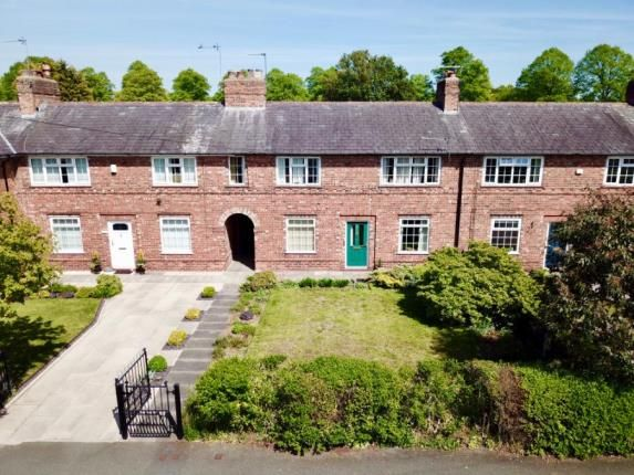 Thumbnail Terraced house for sale in Heathfield Square, Knutsford, Cheshire