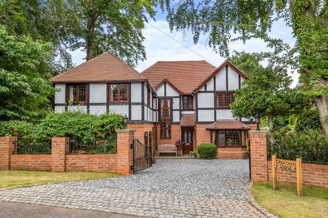 6 bed detached house for sale in Knightsbridge Road, Camberley GU15