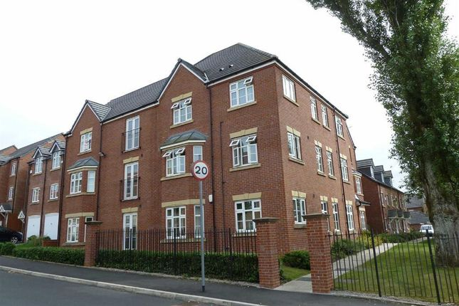 Thumbnail Flat to rent in Hardy Close, Dukinfield, Manchester