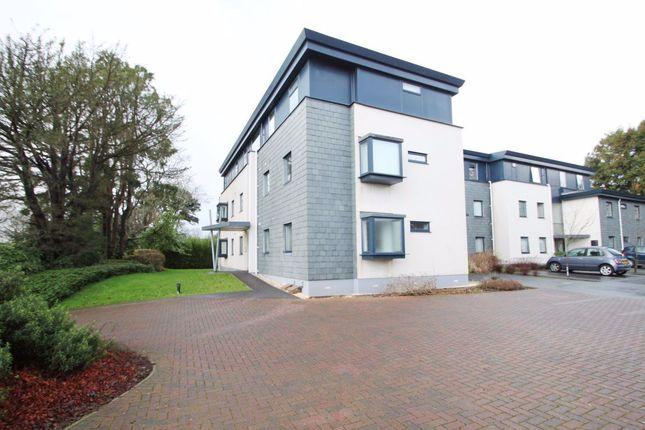 Thumbnail Flat to rent in Harford Court, Tavistock Road, Derrifrod