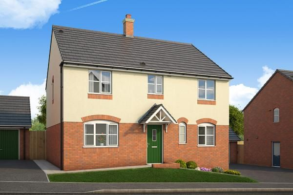 "Thumbnail Property for sale in ""The Raven At Malvern View, Bartestree"" at Orchard Vale, Bartestree, Hereford"