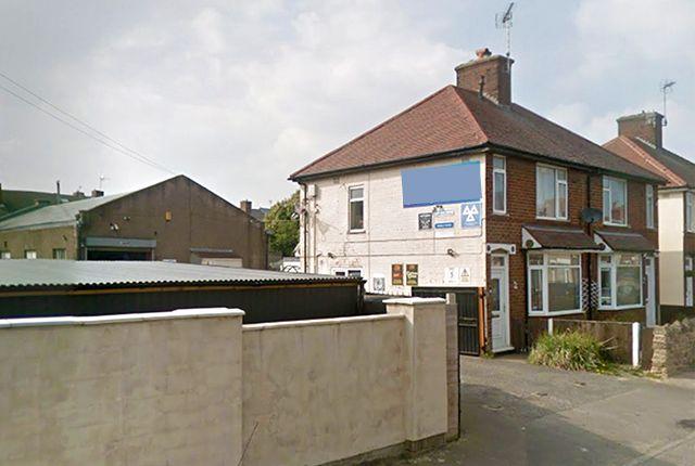 Thumbnail Parking/garage for sale in Carnarvon Grove, Sutton In Ashfield