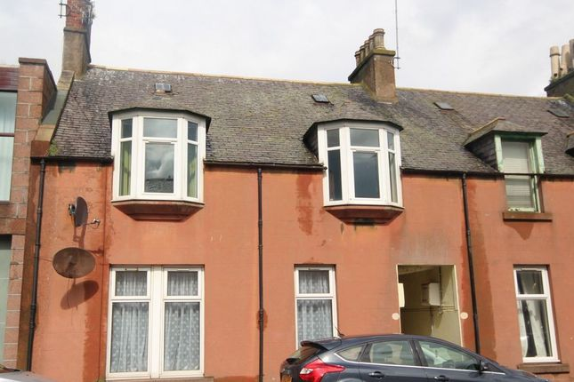 Thumbnail Flat for sale in York Street, Peterhead