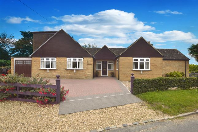 Thumbnail Bungalow for sale in The Firs Elmstone Hardwicke, Cheltenham, Glos