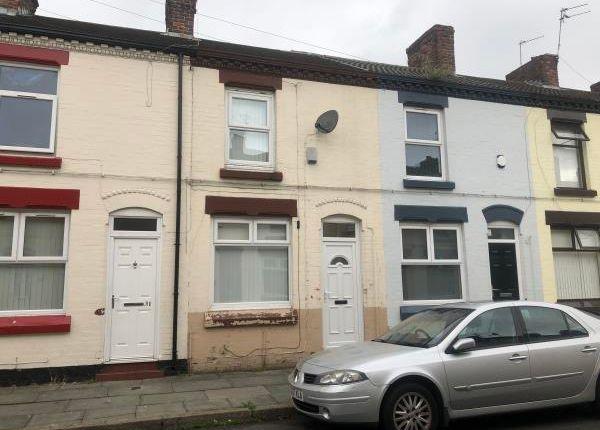 Hawkins Street, Kensington, Liverpool L6