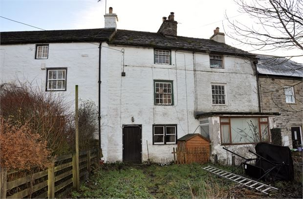 Thumbnail Terraced house for sale in High Beldy Cottages, Garrigill, Cumbria.