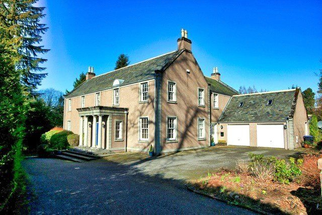 Thumbnail Detached house for sale in Merton, Corsee Road, Banchory, Aberdeenshire