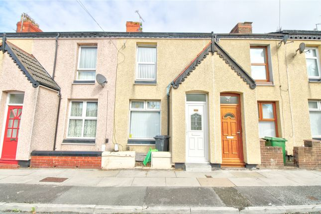 Thumbnail Terraced house to rent in Bowles Street, Bootle