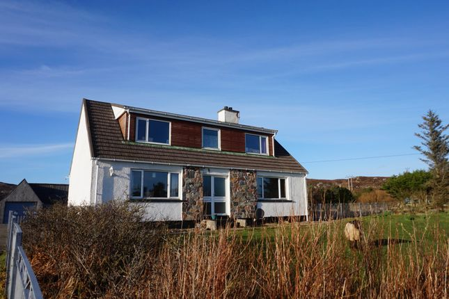 Thumbnail Detached house for sale in Laxay, Isle Of Lewis