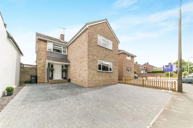 Thumbnail Detached house for sale in Mount Hill, Halstead