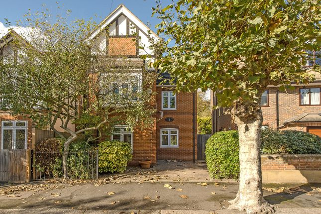 Thumbnail Detached house for sale in Ethelbert Road, Wimbledon