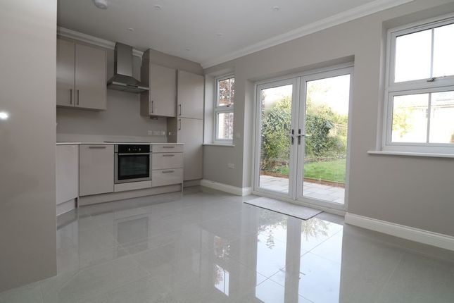 Thumbnail Semi-detached house for sale in Povey Cross Road, Hookwood, Horley