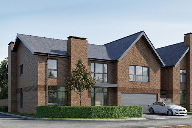 "Thumbnail Property for sale in ""Thompson"" at Kitsmead Lane, Longcross, Chertsey"