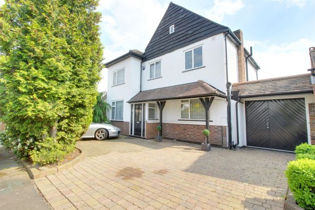 Thumbnail Detached house for sale in Cedar Park Road, Enfield