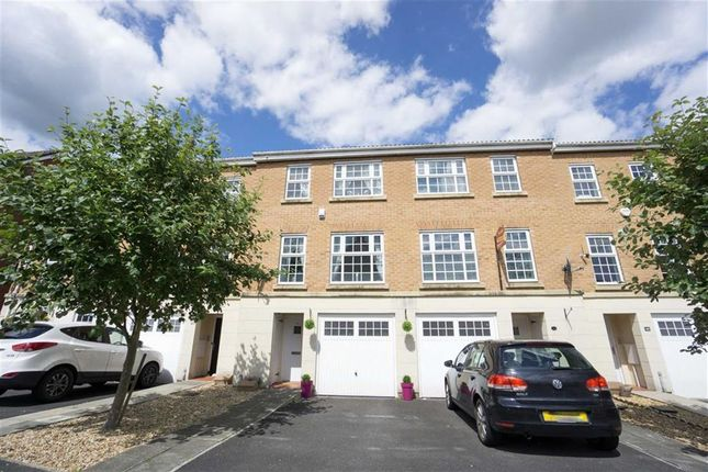 Thumbnail Town house for sale in Abbeylea Drive, Westhoughton, Bolton
