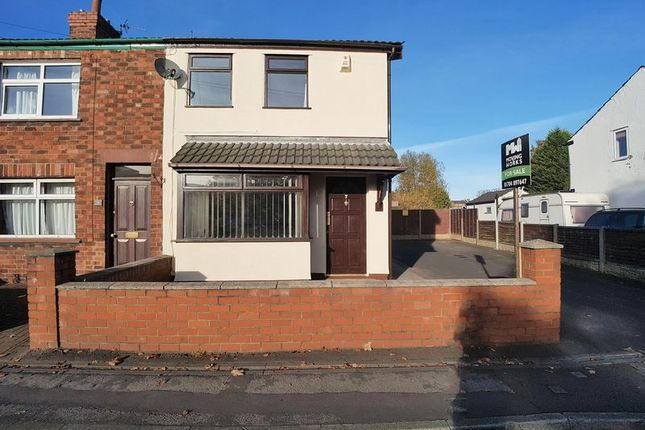 Thumbnail End terrace house for sale in Lord Street, Burscough, Ormskirk