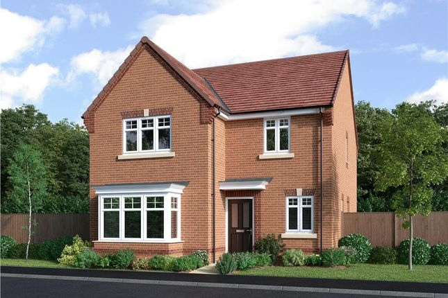 """Thumbnail Detached house for sale in """"Oakwood"""" at Stanley Parkway, Stanley, Wakefield"""