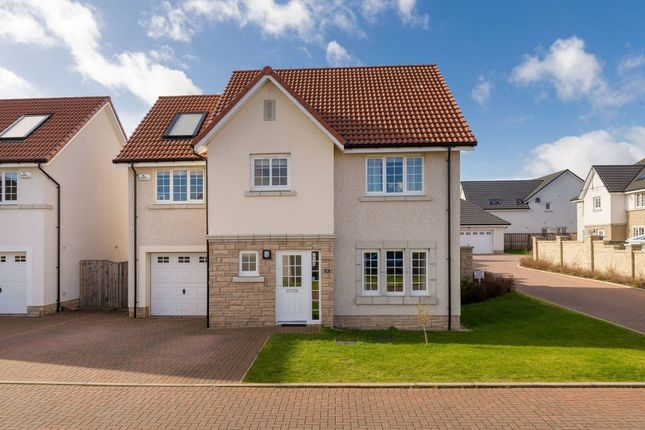 Thumbnail Detached house for sale in 10 Tormain Drive, Ratho