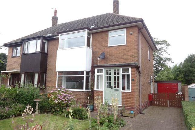 Thumbnail Semi-detached house to rent in Riverside Villas, Wakefield