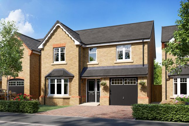 """4 bed detached house for sale in """"Plot 75 - The Tonbridge"""" at Nethermoor Drive, Wickersley, Rotherham S66"""