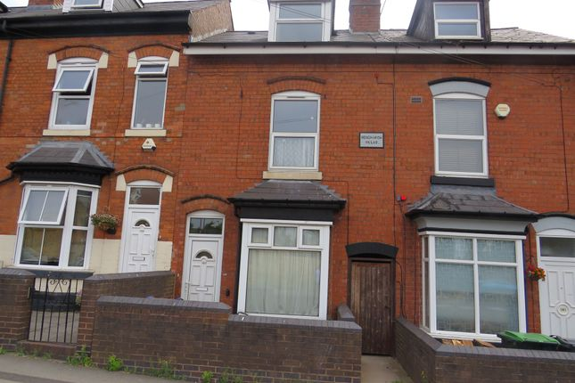 Thumbnail Terraced house for sale in Sycamore Road, Edgbaston, Birmingham