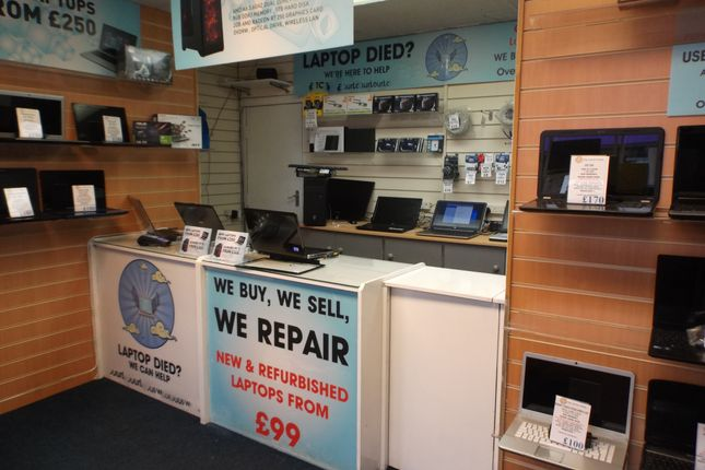 Thumbnail Retail premises for sale in Electrical BD19, West Yorkshire