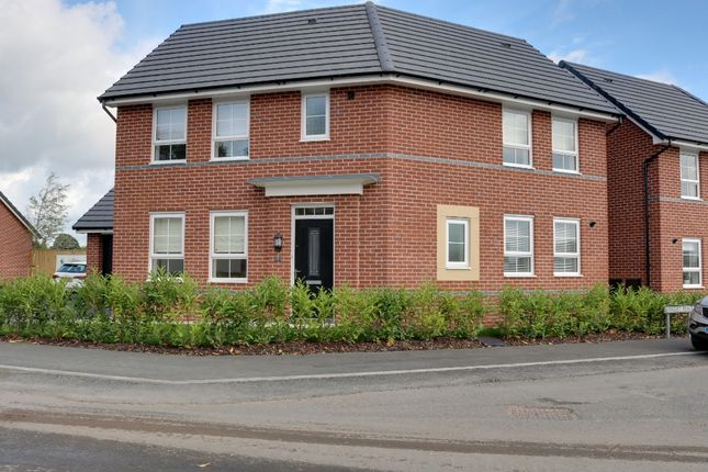 3 bed detached house to rent in Holly Blue Road, Sandbach CW11