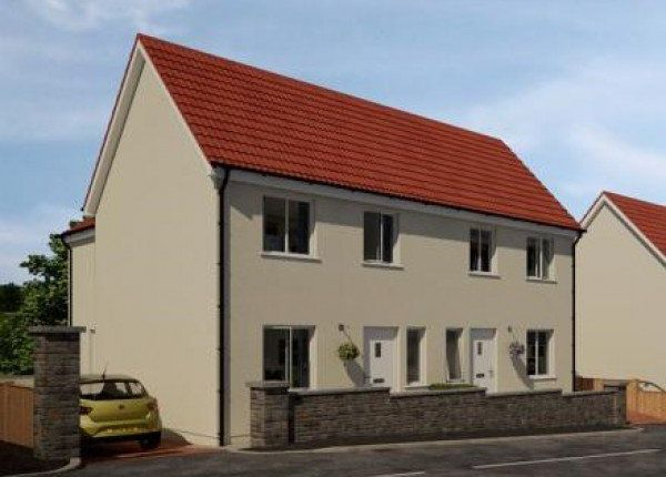 Thumbnail Semi-detached house for sale in Church Street, Penydarren, Merthyr Tydfil