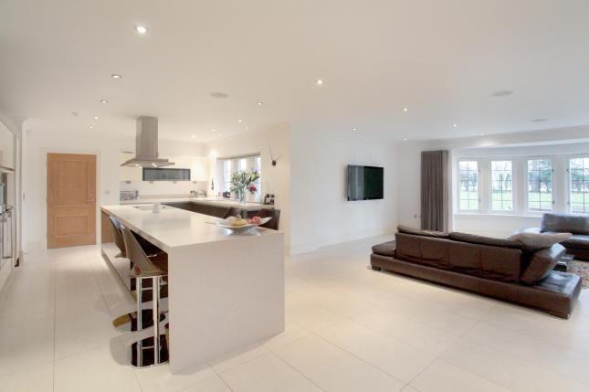Living Kitchen of Chelford Road, Alderley Edge, Cheshire SK9