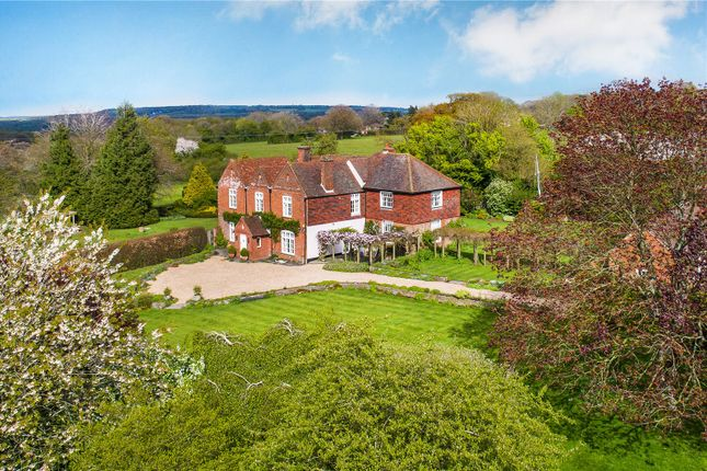 6 bed detached house for sale in Crondall, Farnham, Surrey