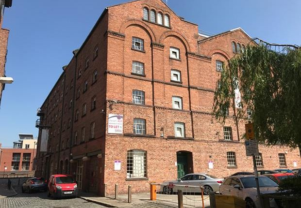 Office to let in Steam Mill Street, Chester