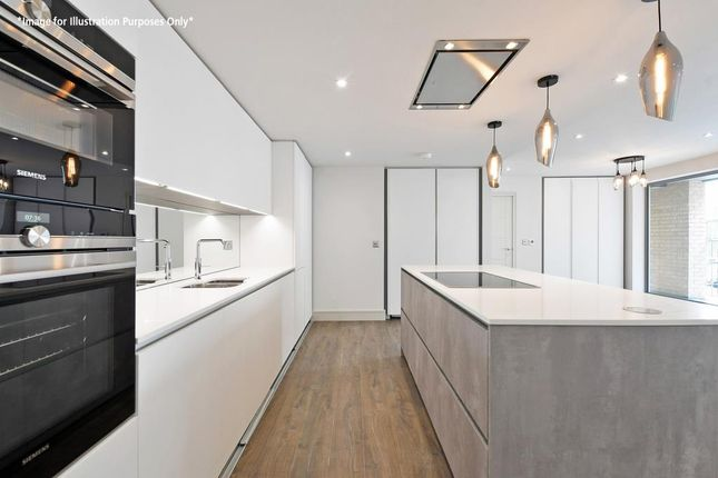 Thumbnail Flat for sale in Apartment 9 Berkeley Place, 1 Chelsea Heights, Sheffield
