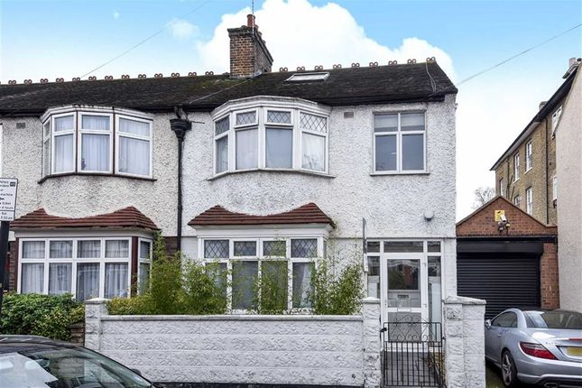 Thumbnail Semi-detached house for sale in Ravenstone Street, London